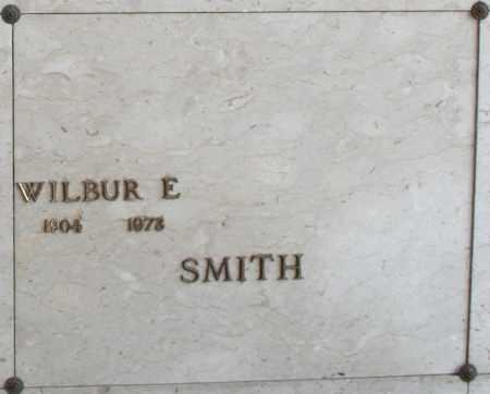 SMITH, WILBUR E - Maricopa County, Arizona | WILBUR E SMITH - Arizona Gravestone Photos