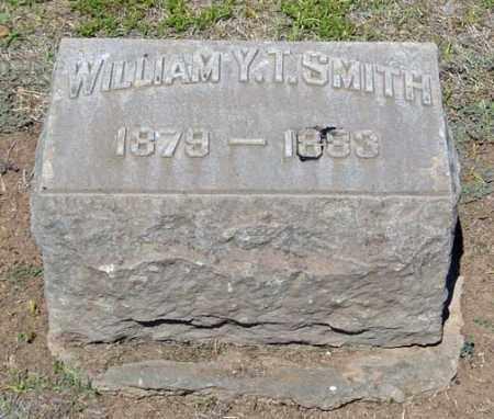 SMITH, WILLIAM Y. T. - Maricopa County, Arizona   WILLIAM Y. T. SMITH - Arizona Gravestone Photos