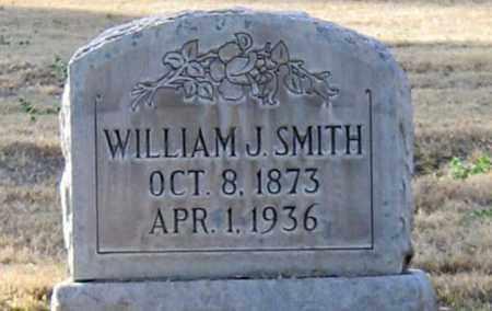 SMITH, WILLIAM JASPER - Maricopa County, Arizona | WILLIAM JASPER SMITH - Arizona Gravestone Photos
