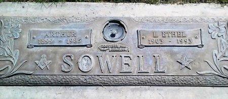 SOWELL, L ETHEL - Maricopa County, Arizona | L ETHEL SOWELL - Arizona Gravestone Photos