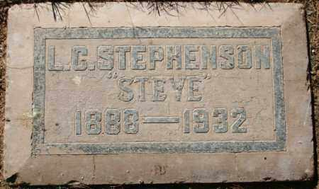 "STEPHENSON, LOUIS CLARENCE ""STEVE"" - Maricopa County, Arizona   LOUIS CLARENCE ""STEVE"" STEPHENSON - Arizona Gravestone Photos"
