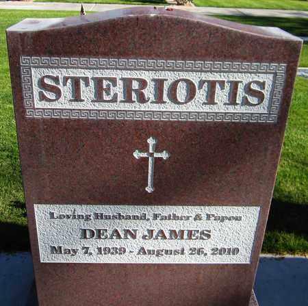STERIOTIS, DEAN JAMES - Maricopa County, Arizona | DEAN JAMES STERIOTIS - Arizona Gravestone Photos