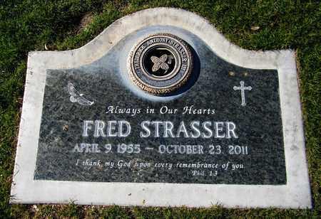 STRASSER, FRED - Maricopa County, Arizona | FRED STRASSER - Arizona Gravestone Photos