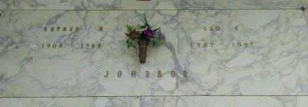 JOHNSON, ILO C - Maricopa County, Arizona | ILO C JOHNSON - Arizona Gravestone Photos