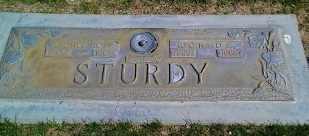STURDY, REGINALD EDWARD - Maricopa County, Arizona | REGINALD EDWARD STURDY - Arizona Gravestone Photos