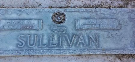 RANDALL SULLIVAN, MARY A - Maricopa County, Arizona | MARY A RANDALL SULLIVAN - Arizona Gravestone Photos