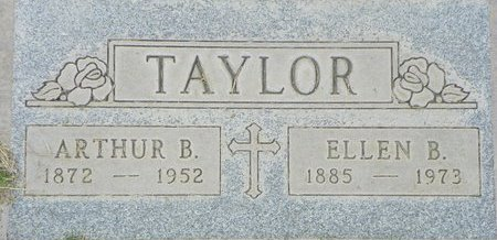 TAYLOR, ELLEN B - Maricopa County, Arizona | ELLEN B TAYLOR - Arizona Gravestone Photos