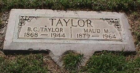 TAYLOR, BUCKLEY CECIL - Maricopa County, Arizona | BUCKLEY CECIL TAYLOR - Arizona Gravestone Photos