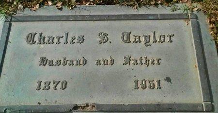 TAYLOR, CHARLES S - Maricopa County, Arizona | CHARLES S TAYLOR - Arizona Gravestone Photos
