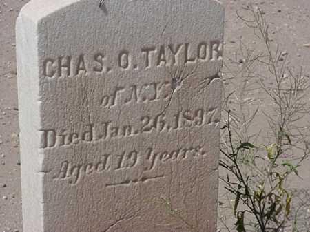 TAYLOR, CHARLES O - Maricopa County, Arizona | CHARLES O TAYLOR - Arizona Gravestone Photos