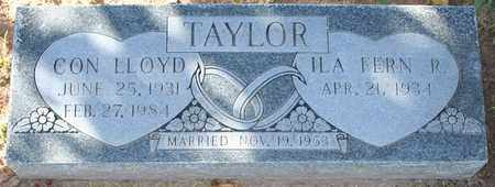 TAYLOR, CON LLOYD - Maricopa County, Arizona | CON LLOYD TAYLOR - Arizona Gravestone Photos