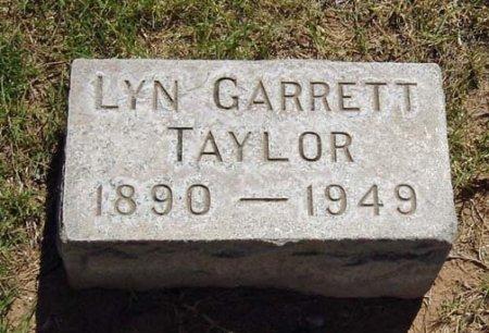 TAYLOR, LYN GARRETT - Maricopa County, Arizona | LYN GARRETT TAYLOR - Arizona Gravestone Photos