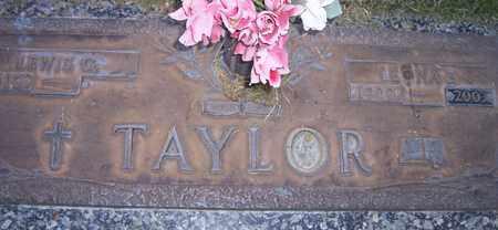 TAYLOR, LEONA B. - Maricopa County, Arizona | LEONA B. TAYLOR - Arizona Gravestone Photos
