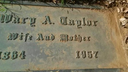 TAYLOR, MARY A - Maricopa County, Arizona | MARY A TAYLOR - Arizona Gravestone Photos