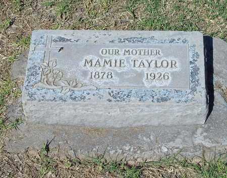 TAYLOR, MAMIE - Maricopa County, Arizona | MAMIE TAYLOR - Arizona Gravestone Photos