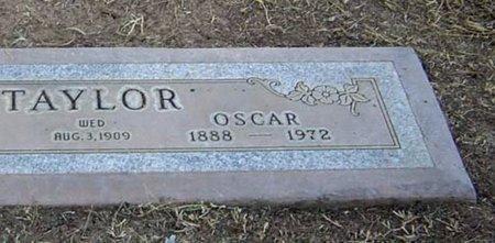 TAYLOR, OSCAR - Maricopa County, Arizona | OSCAR TAYLOR - Arizona Gravestone Photos