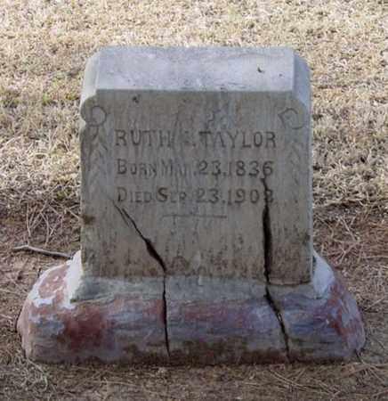 TAYLOR, RUTH E. - Maricopa County, Arizona | RUTH E. TAYLOR - Arizona Gravestone Photos