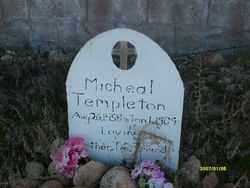 TEMPLETON, MICHAEL - Maricopa County, Arizona | MICHAEL TEMPLETON - Arizona Gravestone Photos