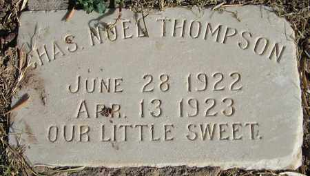 THOMPSON, CHARLES NOEL - Maricopa County, Arizona | CHARLES NOEL THOMPSON - Arizona Gravestone Photos