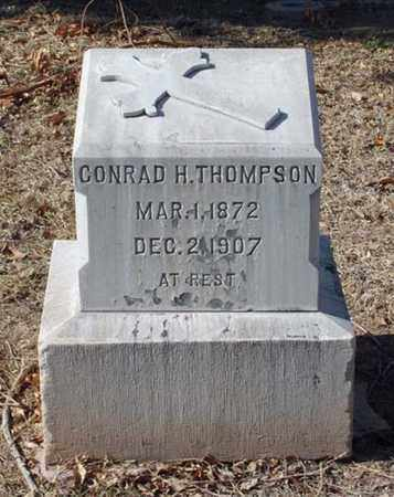 THOMPSON, CONRAD H. - Maricopa County, Arizona | CONRAD H. THOMPSON - Arizona Gravestone Photos