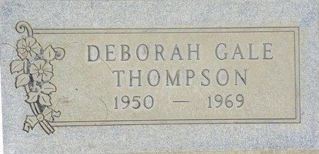 THOMPSON, DEBORAH GALE - Maricopa County, Arizona | DEBORAH GALE THOMPSON - Arizona Gravestone Photos