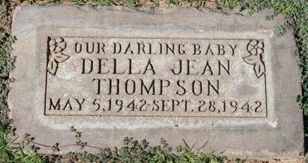 THOMPSON, DELLA JEAN - Maricopa County, Arizona | DELLA JEAN THOMPSON - Arizona Gravestone Photos