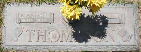 THOMPSON, FRANCES L. - Maricopa County, Arizona | FRANCES L. THOMPSON - Arizona Gravestone Photos