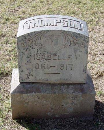 THOMPSON, ISABELLE - Maricopa County, Arizona   ISABELLE THOMPSON - Arizona Gravestone Photos