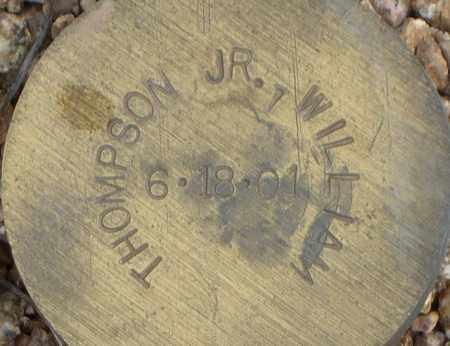 THOMPSON, WILLIAM, JR - Maricopa County, Arizona | WILLIAM, JR THOMPSON - Arizona Gravestone Photos