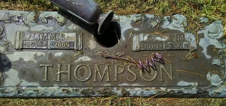 THOMPSON, LIMMIE - Maricopa County, Arizona | LIMMIE THOMPSON - Arizona Gravestone Photos