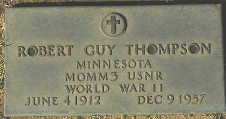 THOMPSON, ROBERT GUY - Maricopa County, Arizona | ROBERT GUY THOMPSON - Arizona Gravestone Photos