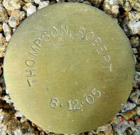 THOMPSON, ROBERT - Maricopa County, Arizona | ROBERT THOMPSON - Arizona Gravestone Photos