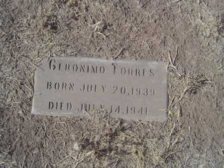 TORRES, JERONIMO - Maricopa County, Arizona | JERONIMO TORRES - Arizona Gravestone Photos