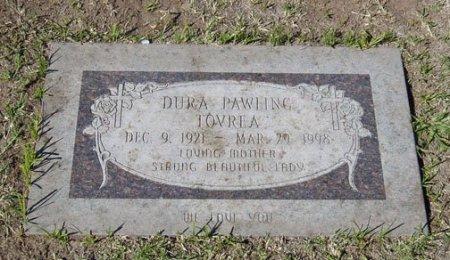 TOVREA, DURA PAWLING - Maricopa County, Arizona | DURA PAWLING TOVREA - Arizona Gravestone Photos