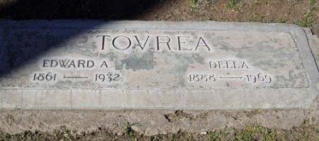 TOVREA, EDWARD ARTHUR - Maricopa County, Arizona | EDWARD ARTHUR TOVREA - Arizona Gravestone Photos