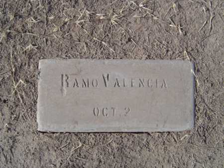 VALENCIA, RAMON - Maricopa County, Arizona | RAMON VALENCIA - Arizona Gravestone Photos