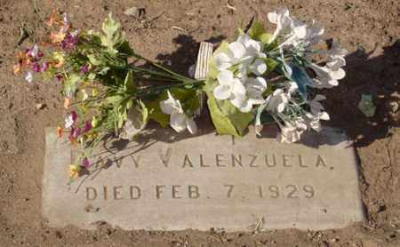 VALENZUELA, DAVID - Maricopa County, Arizona | DAVID VALENZUELA - Arizona Gravestone Photos