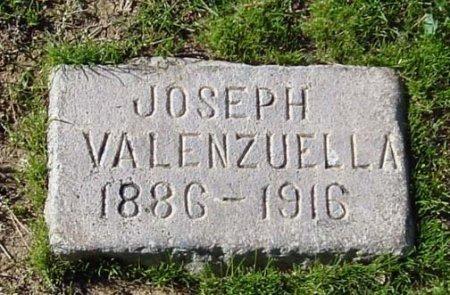 VALENZUELA, JOSEPH - Maricopa County, Arizona   JOSEPH VALENZUELA - Arizona Gravestone Photos