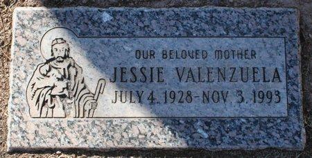 VALENZUELA, JESSIE - Maricopa County, Arizona | JESSIE VALENZUELA - Arizona Gravestone Photos