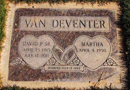 VAN DEVENTER, MARTHA - Maricopa County, Arizona | MARTHA VAN DEVENTER - Arizona Gravestone Photos