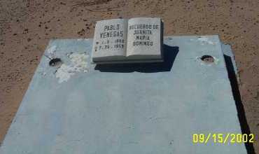 VENEGAS, PABLO - Maricopa County, Arizona | PABLO VENEGAS - Arizona Gravestone Photos