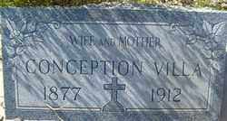 VILLA, CONCEPTION - Maricopa County, Arizona | CONCEPTION VILLA - Arizona Gravestone Photos