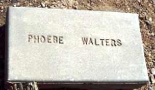 DOME WALTERS, PHOEBE ANN - Maricopa County, Arizona | PHOEBE ANN DOME WALTERS - Arizona Gravestone Photos