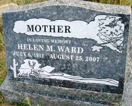 WARD, HELEN M. - Maricopa County, Arizona | HELEN M. WARD - Arizona Gravestone Photos