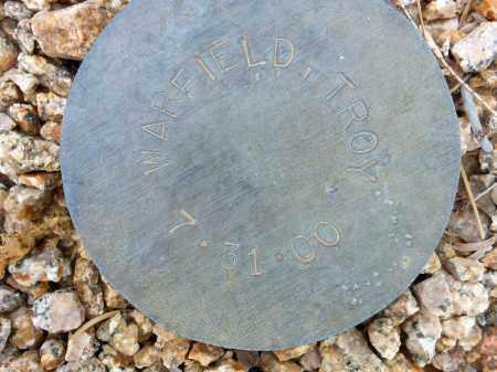 WARFIELD, TROY - Maricopa County, Arizona | TROY WARFIELD - Arizona Gravestone Photos