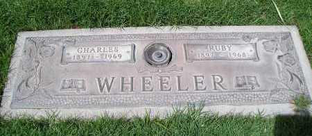 WHEELER, RUBY - Maricopa County, Arizona | RUBY WHEELER - Arizona Gravestone Photos