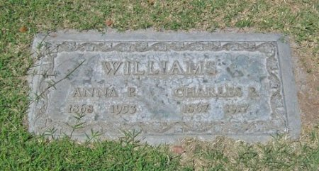 WILLIAMS, ANNA - Maricopa County, Arizona | ANNA WILLIAMS - Arizona Gravestone Photos