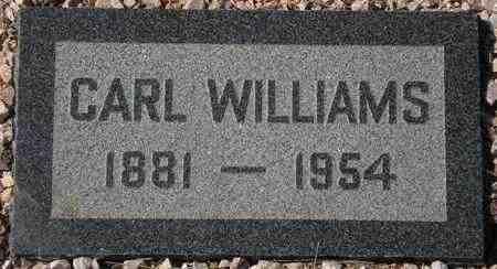 WILLIAMS, CARL - Maricopa County, Arizona | CARL WILLIAMS - Arizona Gravestone Photos
