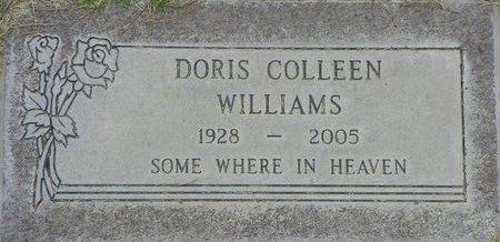 WILLIAMS, DORIS COLLEEN - Maricopa County, Arizona | DORIS COLLEEN WILLIAMS - Arizona Gravestone Photos