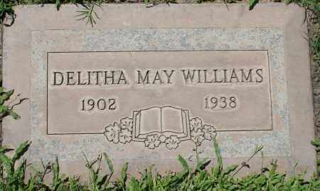 WILLIAMS, DALITHA MAY - Maricopa County, Arizona | DALITHA MAY WILLIAMS - Arizona Gravestone Photos